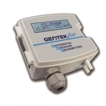 GENTEK AİR DIFFERENCE PRESSURE TRANSMITTER