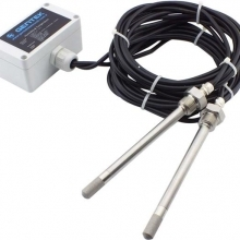 WİTHOUT DİSPLAY, CABLE, DUAL SENSOR, STAİNLESS PROBE, FİLTERED TEMPERATURE HUMİDİTY TRANSMİTTER